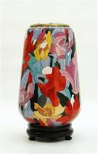 Glazen art urnen