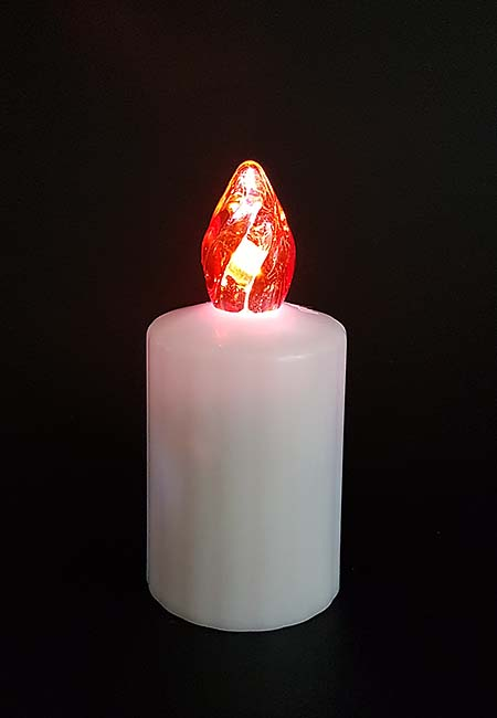 Waterdichte LED-Kaars